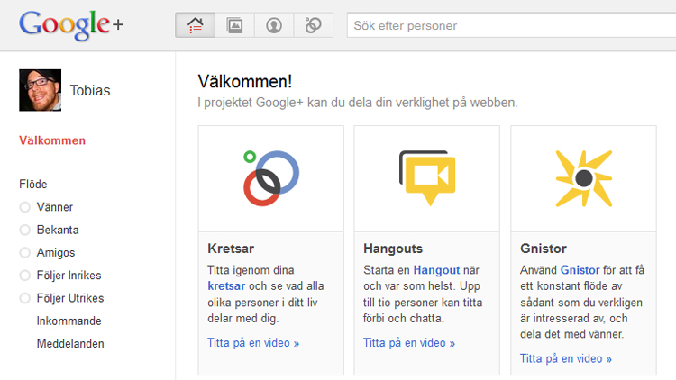 Google plus eller Google minus...